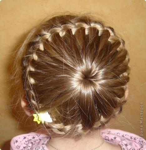 Фото плетение для девочек