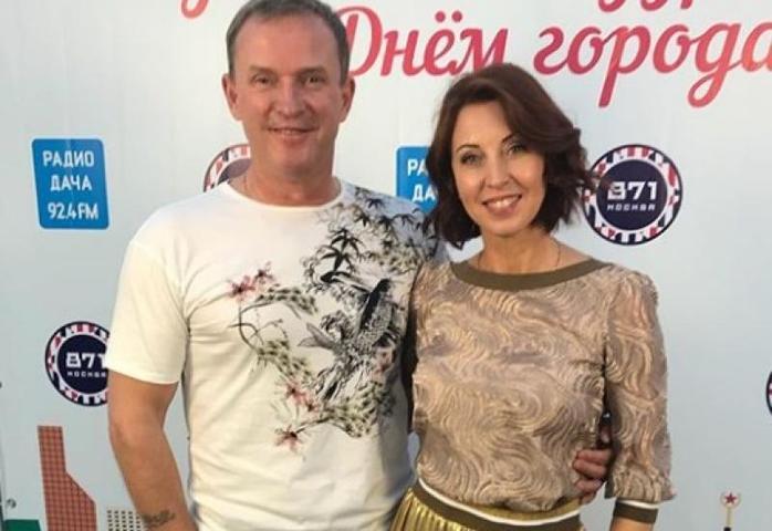 Солист группы «Дюна» Виктор Рыбин рассказал, что они с женой больны раком