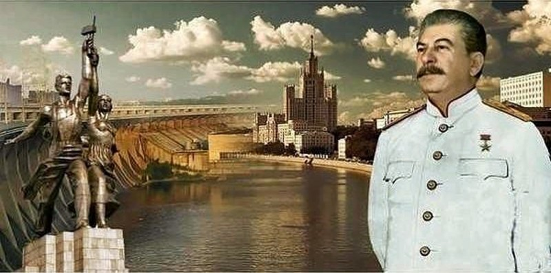 Ах какой плохой же был Сталин)) Что было сделано в России под руководством Сталина. Статистика