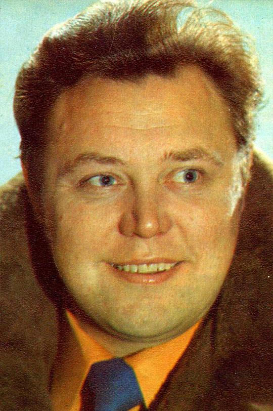 Невинный Вячеслав Михайлович актёр, народный артист СССР