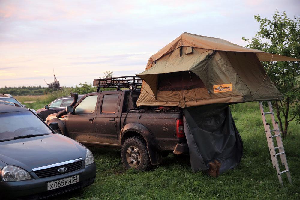 Как россияне готовятся к путешествию на автомобиле