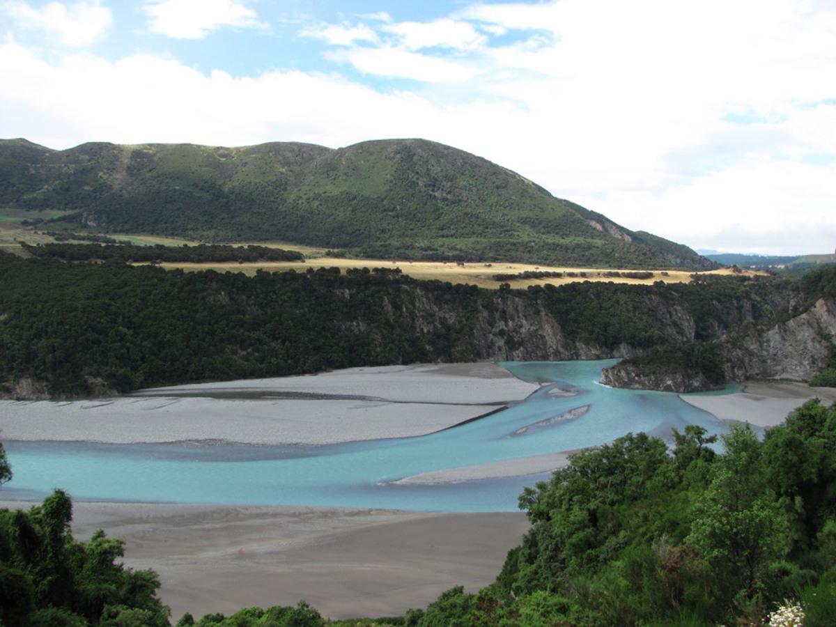 Новая Зеландия. Путешествие в Южные Альпы. Трансальпийская железная дорога
