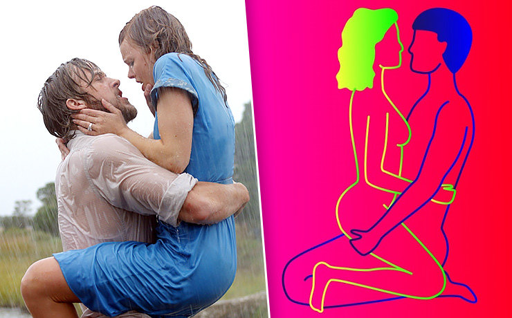Секс как в кино: 5 сцен из фильмов для домашнего воплощения