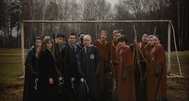 Гарри Поттер и суровая российская реальность: как любимые киногерои смотрелись бы в России