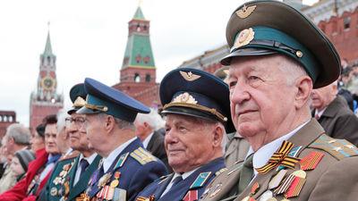 Кремль: все ветераны смогут …