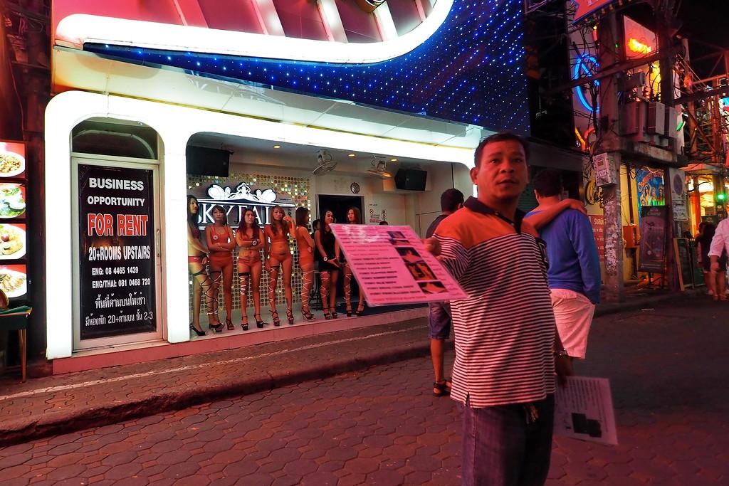 Паттайя: от бывших мужчин до наших туристок