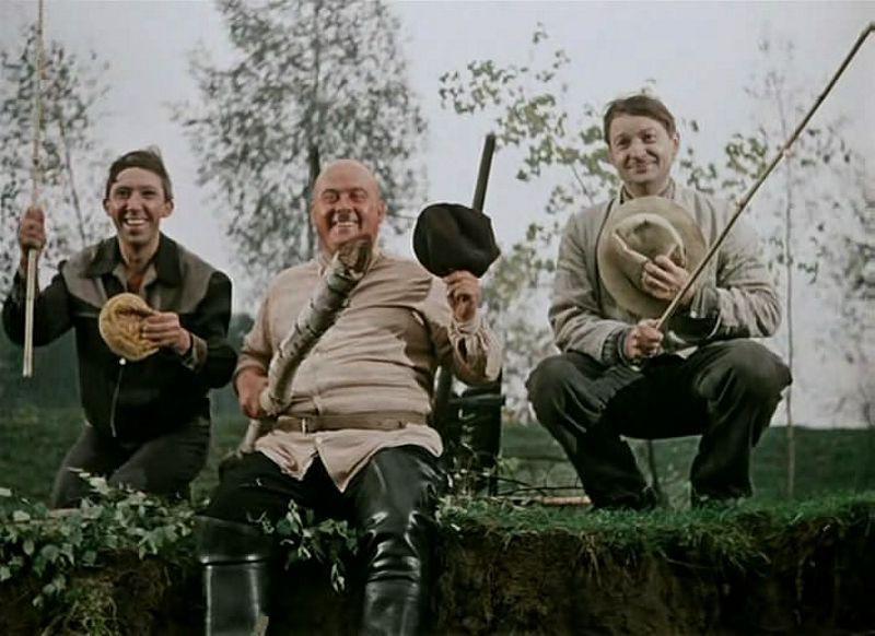«Пёс Барбос и необычный кросс» и «Самогонщики» (1961—1962) Моргунов, вицин, история, никулин, факты