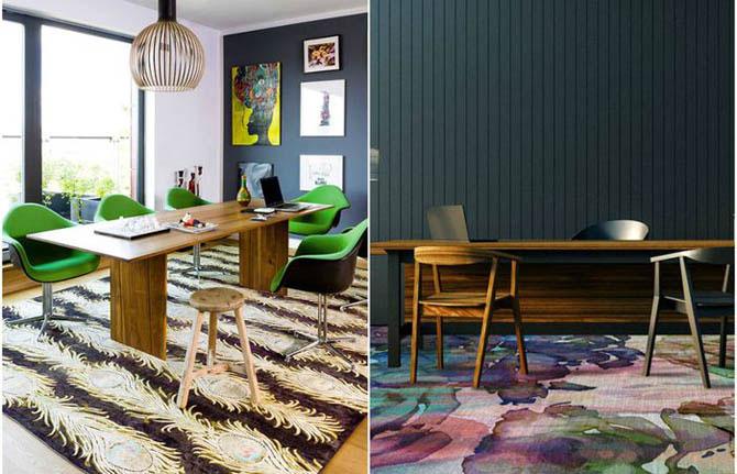 Какой ковёр выбрать: модные цвета и узоры 2016 года