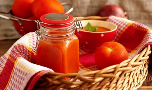 Рецепты домашнего кетчупа