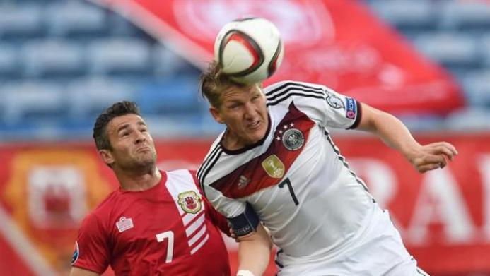 Гибралтар — Германия — 0:7. Видео голов