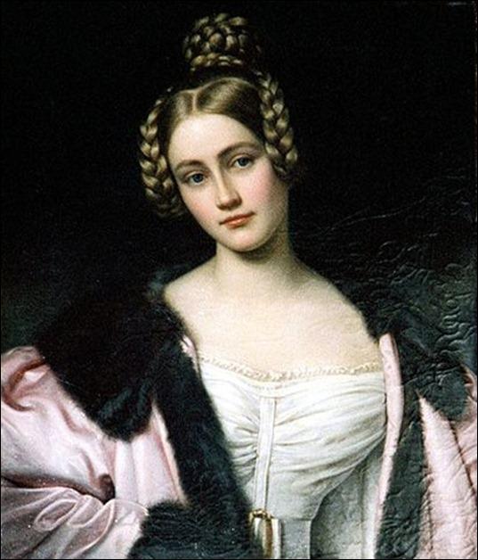 Эталон женственности: Красавицы 19 века