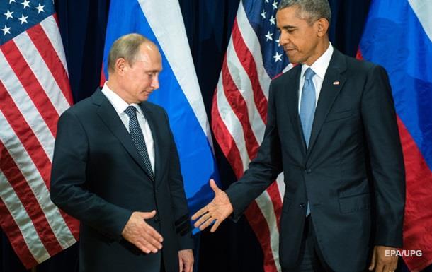Обама и Путин договорились по ИГ – Bloomberg