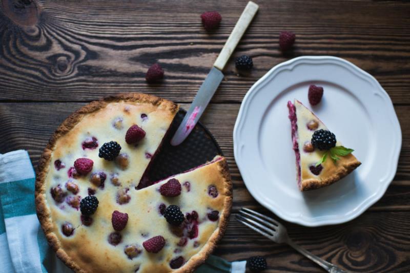 что приготовить из ягоды на завтрак
