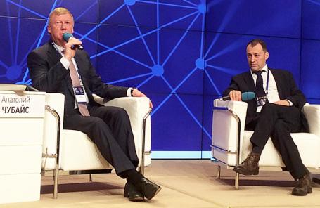 Чубайс: Россия не станет мировым лидером микроэлектроники в ближайшие 25 лет