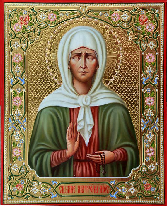 Матрона московская молитва от пьянства