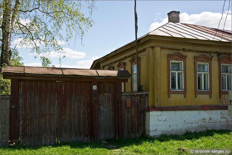 Провинциальный город — уездный город Венёв