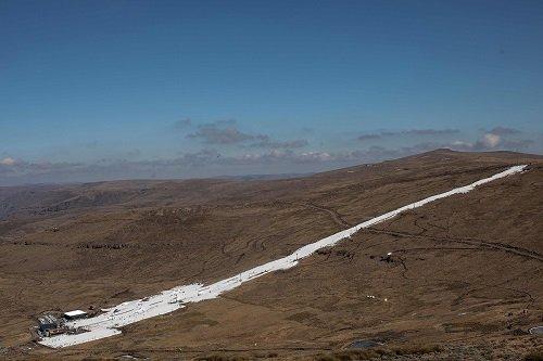 Африски: единственный горнолыжный курорт Лесото (15 фото)