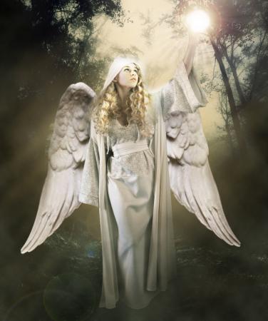 Как общаться со своим ангелом-хранителем