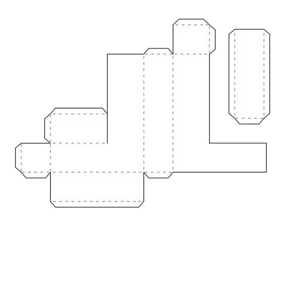 Буквы из бумаги своими руками шаблоны