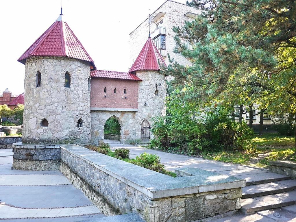Сказочный город Андерсенград