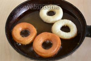 Домашние пончики на сковороде рецепт с пошагово в домашних условиях