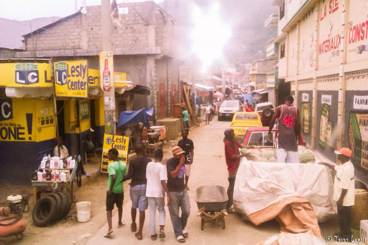 Cap-Haitien - Port-au-Prince