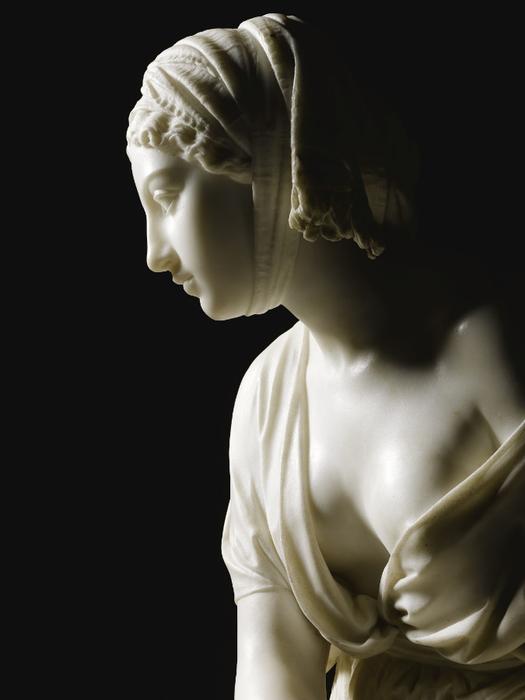 Giovanni Battista Lombardi (Italian sculptor 1823-1880) Ruth, 1864 9 (525x700, 159Kb)