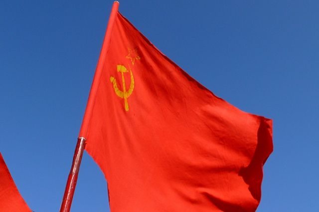 Российским спортсменам предложили выступать под флагом СССР