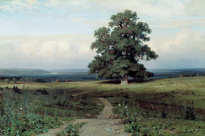 Шедевры Ивана Шишкина — самые известные картины великого русского пейзажиста