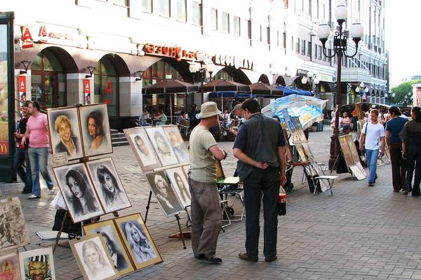Уличные художники теперь будут под присмотром правительства