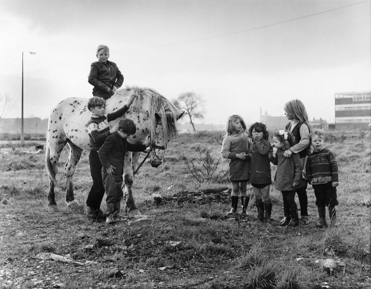 Обаяние трущоб Манчестера в фотографиях Ширли Бейкер 1960-х годов 3