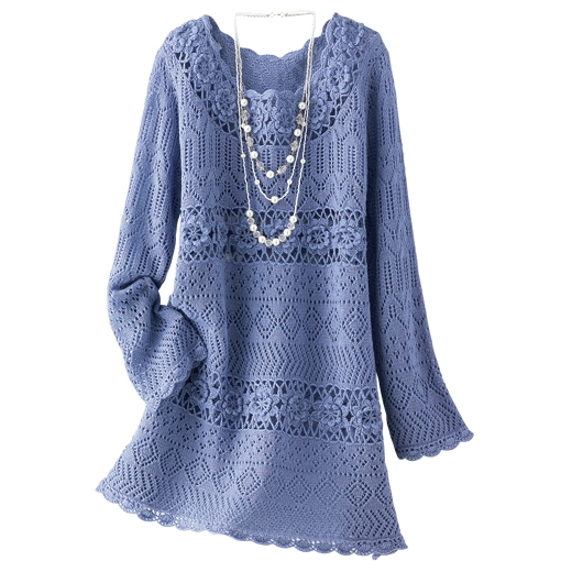 Очень красивое платье-туника
