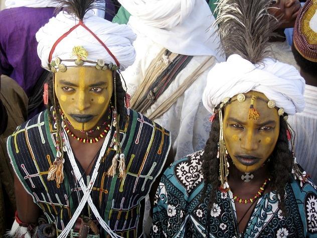В Нигерии мусульмане-кочевни…