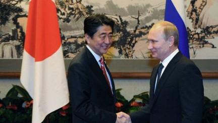 СМИ: Путин подтвердил готовность к переговорам с премьером Японии