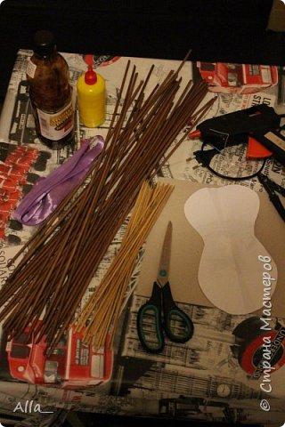 Мастер-класс Поделка изделие Плетение Как я делаю башмак Трубочки бумажные фото 2