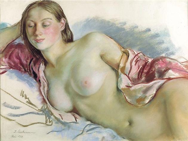 Женское счастье. Картины Серебряковой. Мир искусства. Любимая женщина Фото. Картинка