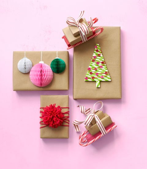 Идеи необычных упаковок подарков