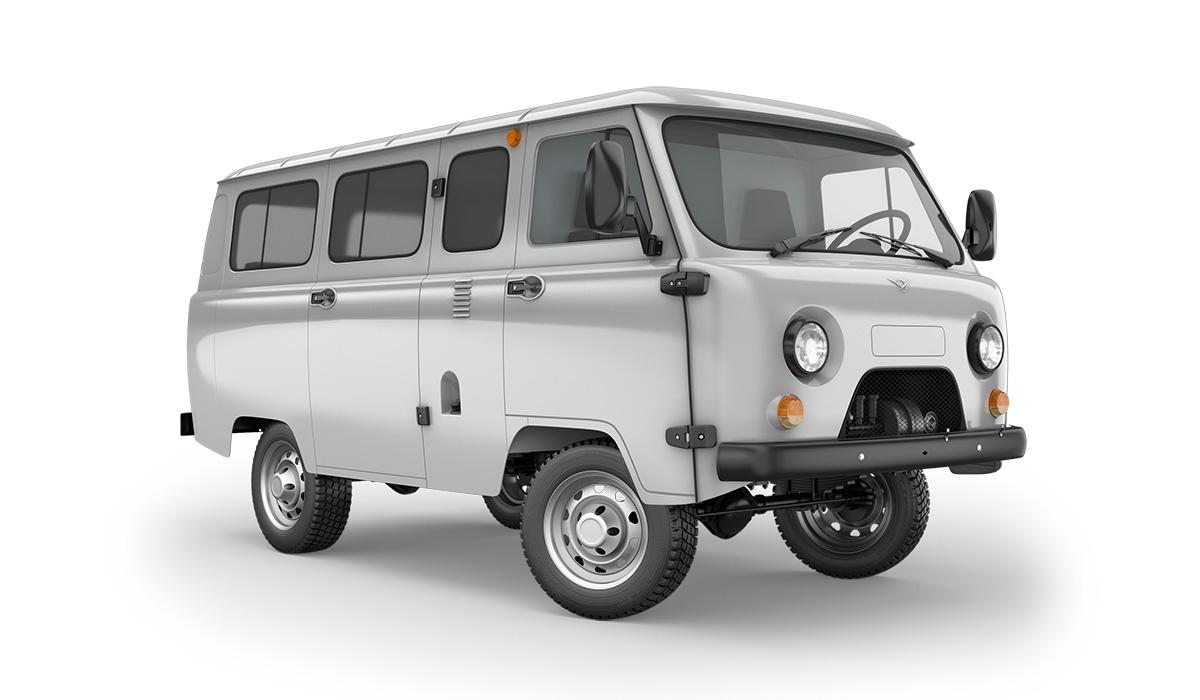 УАЗ запустит в продажу рестайлинговую «буханку»