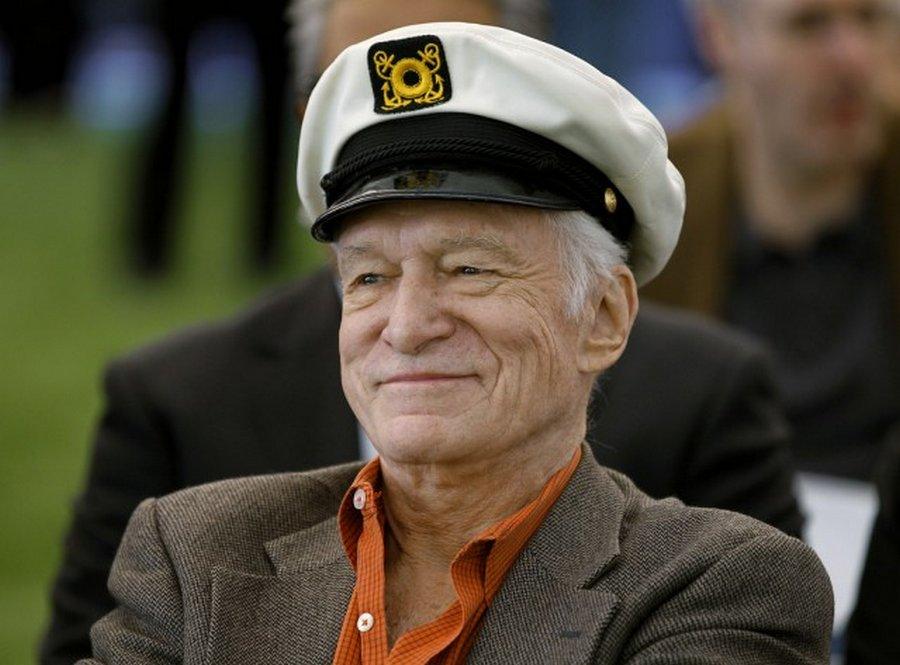 Скончался Хью Хефнер - основатель журнала Playboy