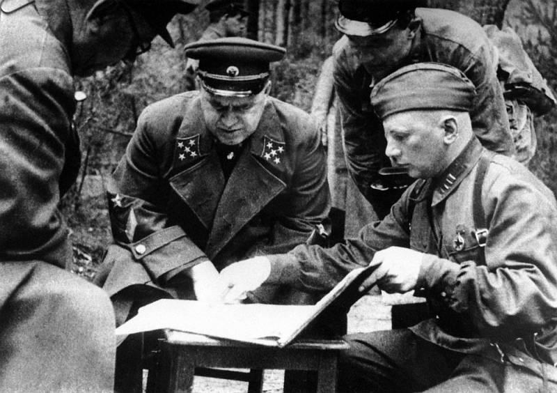 Неожиданная война гитлеровской Германии с СССР (часть 14)