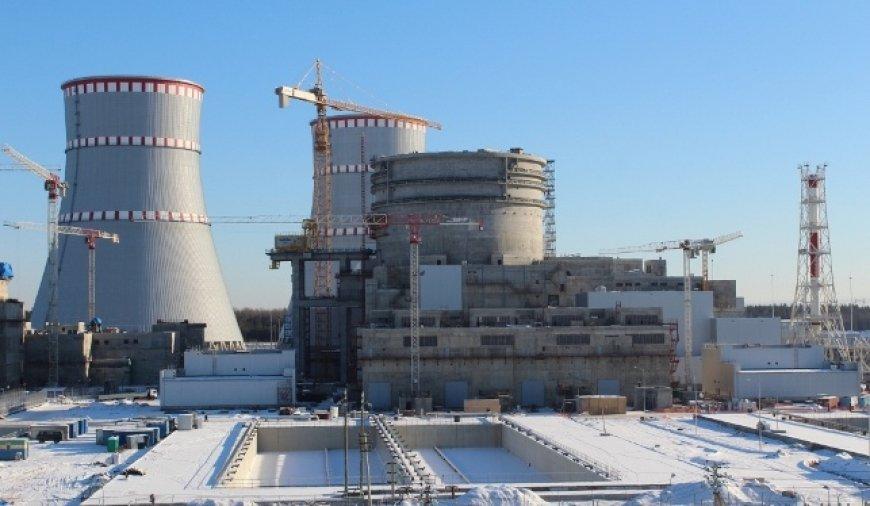 На инновационной Ленинградской АЭС-2 начали контрольную сборку реактора ВВЭР-1200