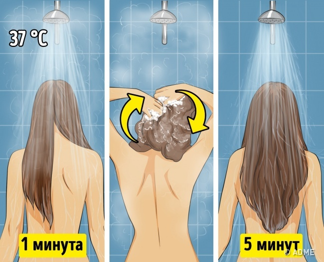 9 правил, чтобы волосы оставались чистыми и объемными дольше