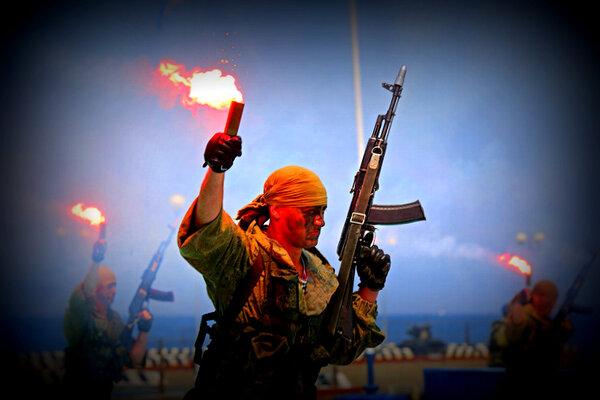 Как бойцы ДШБ при исполнении наглых наперсточников успокоили: Случай из 90-х