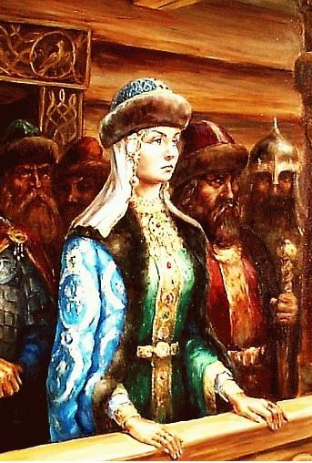 биография киевская ольга николаевна