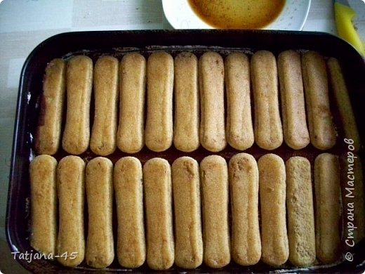 Кулинария Мастер-класс 23 февраля 8 марта День рождения Новый год Рецепт кулинарный Торт Тирамису  Продукты пищевые фото 6