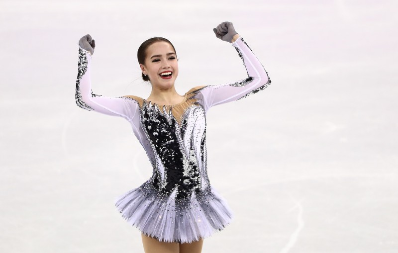 Алина Загитова побила мировой рекорд