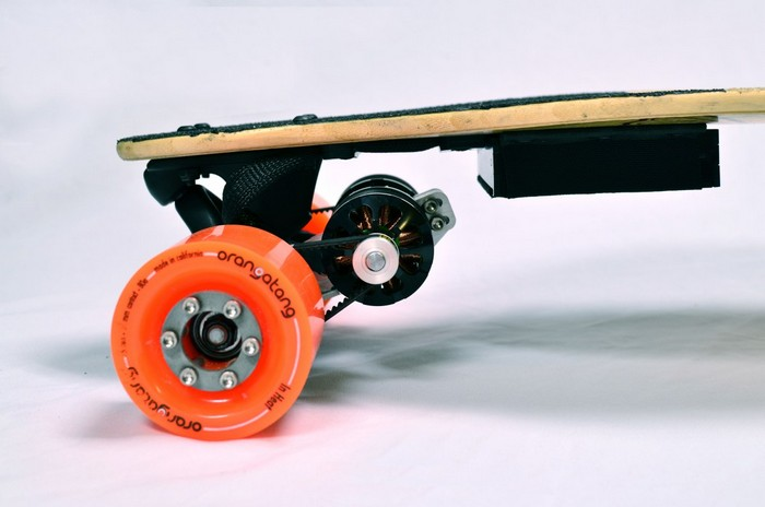 Шасси для скейтборда