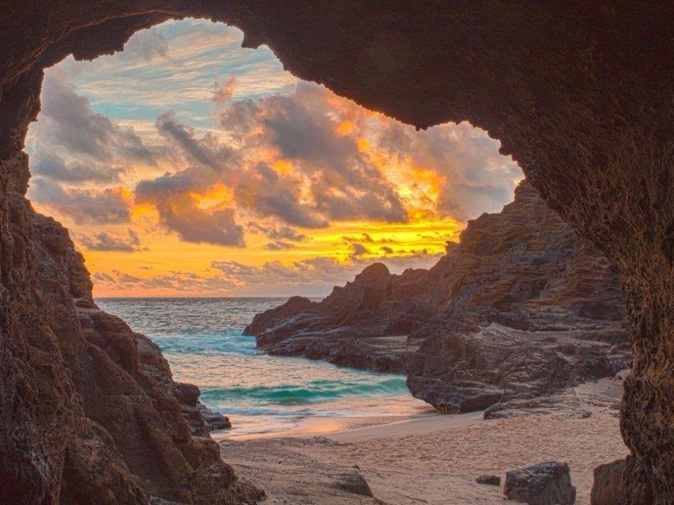 8 лучших секретных пляжей на Гавайях