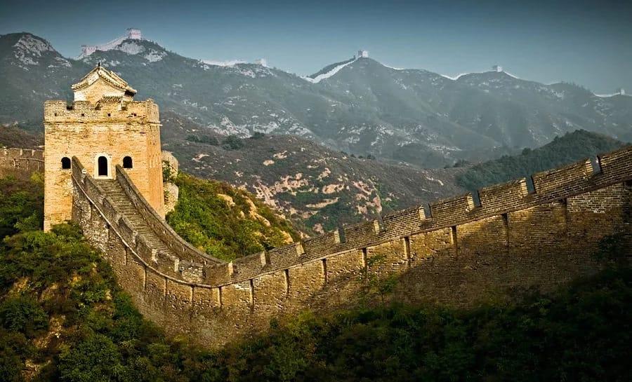 8. Древний Китай.