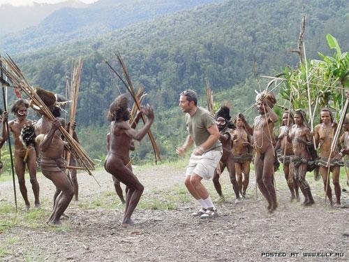 аборигены трахают цивилизованных женщин